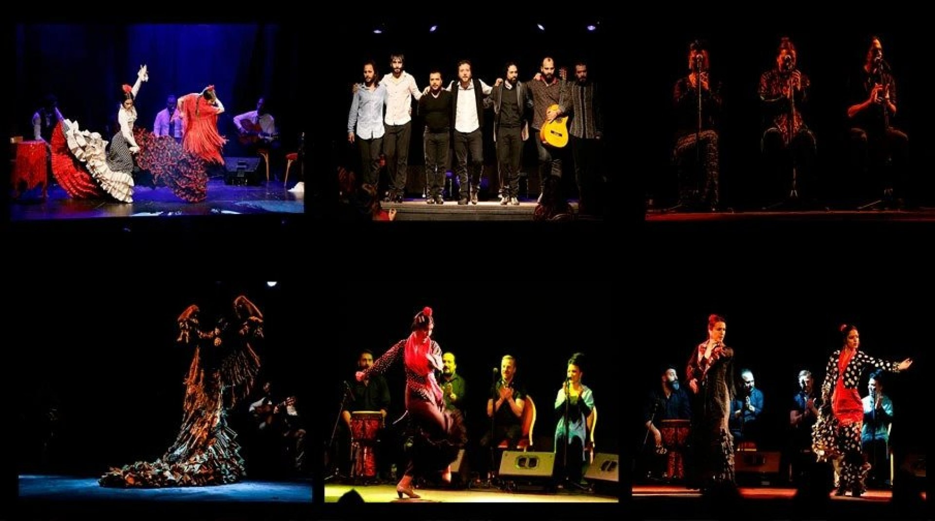 Flamenco Barcelona at THEATER City Hall