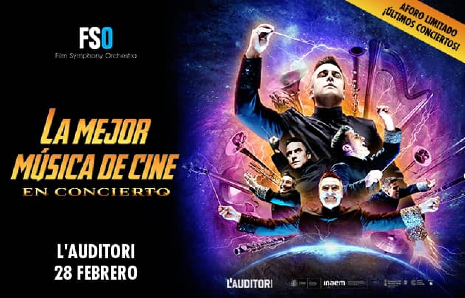 FSO Tour - The Best Cinematic Music in Concert